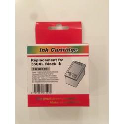 HPC 350 XL BK, kompatibel printerpatron
