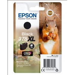 Epson 378XL BK, Original patron