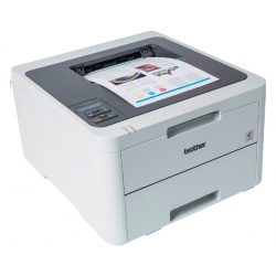 Brother HL-L3210CW printer inkl. 4 stk. TN 247 (BK,C,M,Y), Kompatible tonere