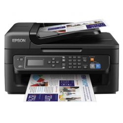 Epson Workforce WF-2630WF printer inkl. 4 stk. T1631XL (BK,C,M,Y), Kompatible blækpatroner