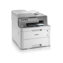 Brother DCP-L3550CDW inkl. TN 247 BK, Kompatibel toner