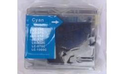 LC 1000 C, kompatibel blækpatron
