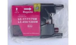 LC 1280XXL Magenta, Kompatibel patron