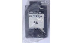 HPC 6656/ 56 BK, 24 ml blæk, Rainbow miljø patron