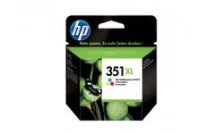 HP 351 XL CMY, Original Patron